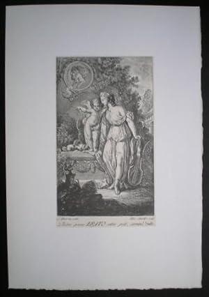 ERATO: Musa de la poesía lírica-amorosa (canción
