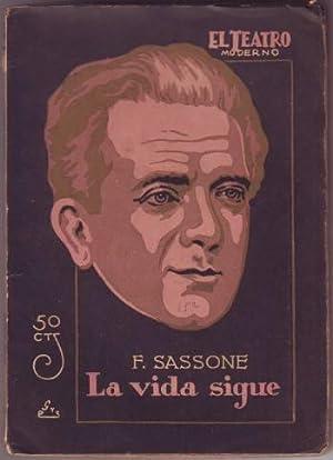 LA VIDA SIGUE.: SASSONE, Felipe