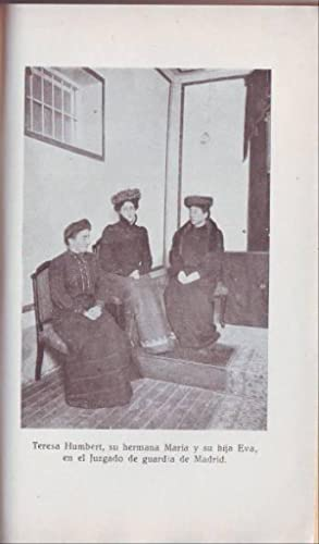 LAS GRANDES ESTAFADORAS. De Doña Baldomera a Marta Hanau, pasando por Teresa Humbert. ...