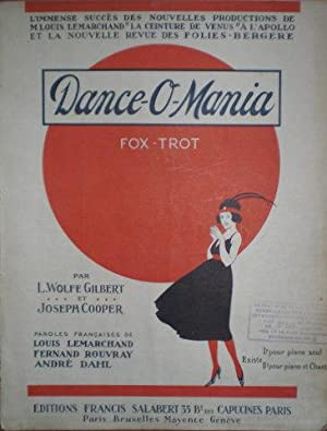 DANCE-O-MANIA. Shimmy ou Fox Trot.