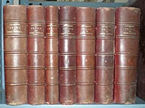 TRAITE DE CHIMIE GENERALE. Deuxiéme édition.: SCHUTZENBERGER, Paul