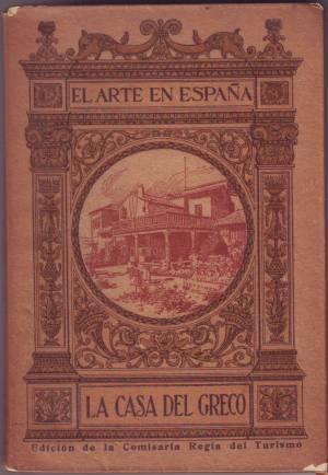 EL ARTE EN ESPAÑA. Edición Thomas. Barcelona, años 1913-40 8ºm, aprox.: 28p con ils. en texto, 48 ...