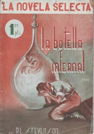 LA BOTELLA INFERNAL.: STEVENSON, Robert Louis