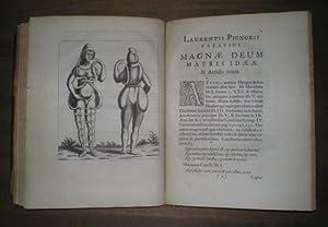 MENSA ISIACA qua sacrorum apud AEGYTIOS ratio: PIGNORII PATAVINI, Laurentii