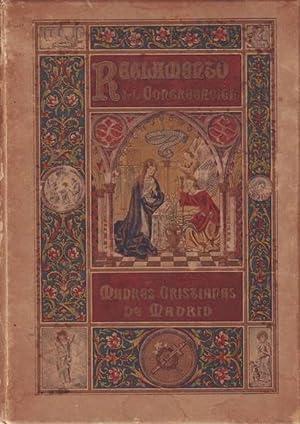 REGLAMENTO DE LA CONGREGACION DE MADRES CRISTIANAS DE MADRID.