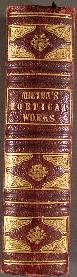 THE POETICAL WORKS of. with an account: MILTON, John
