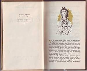 CLARA. Ilustr. de Mallol Suazo.: COSSIO, Francisco de