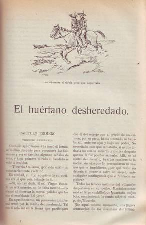 LOS CAZADORES DE CABALLOS. LAS DOS RIVALES.: MAYNE-REID, Capitán