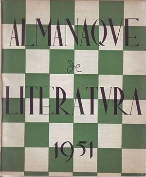 ALMANAQUE DE LITERATURA 1951. Ed. Resúmenes de