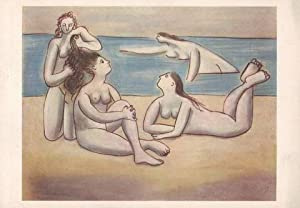 BAIGNEUSES. 1920. Bathers. Badende.