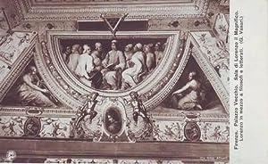 FIRENZE. Palazzo Vecchio. Sala di Lorenzo il