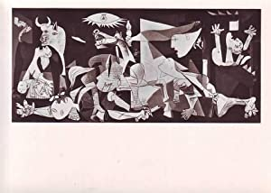 GUERNICA. 1937. The Museum of Modern Art, extended loan from the artist (Photo: Soichi Sunami).