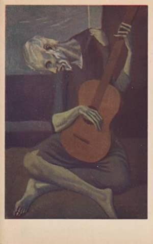 THE GUITARIST (1903) Helen Birch Bartlett Memorial. The Art Institute of Chicago.