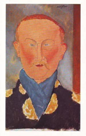 PORTRAIT OF LEON BAKST. Chester Dale Collection (Loan) National Gallery of Art.