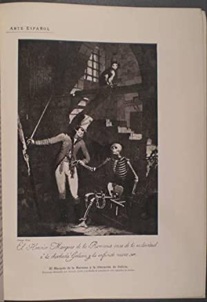 UN DISCIPULO E IMITADOR DE GOYA: ASENSIO JULIA (EL PESCADORET).: BOIX, Félix