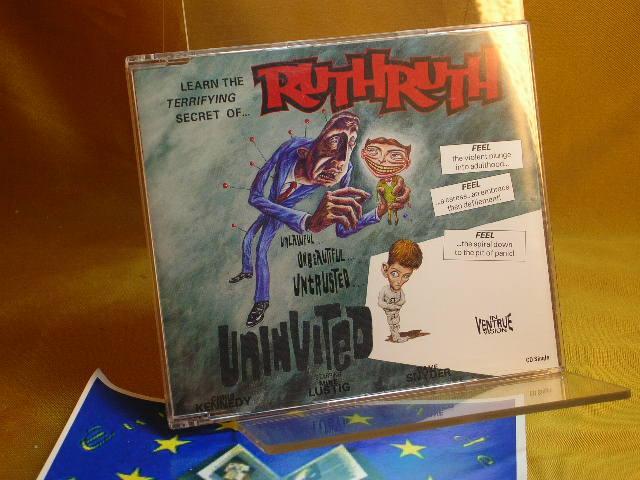 Uninvited - Ruth, Ruth