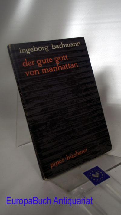 Der gute Gott von Manhattan : Hörspiel.: Bachmann, Ingeborg: