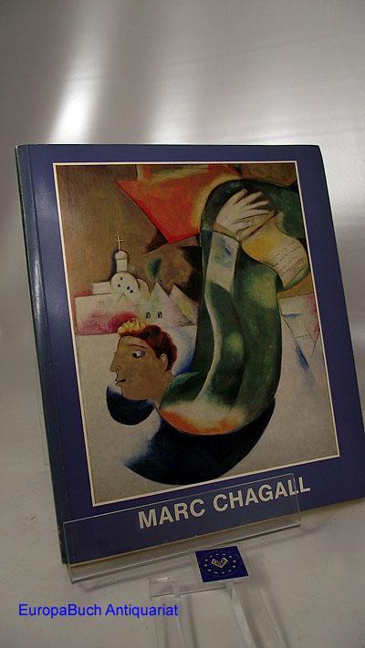 marc chagall werke jahrzehnten ausstellung zvab. Black Bedroom Furniture Sets. Home Design Ideas