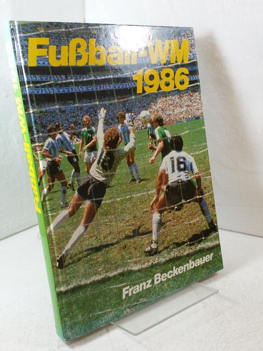 Wm 1986 Spielplan