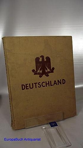 Deutschland : Landschaft und Baukunst. Mit dem letzten handschriftlichen Brief von Hans Thoma. ...