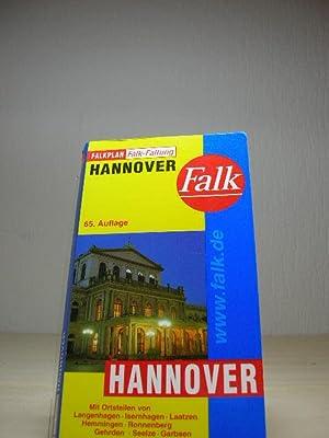 Hannover : mit Ortsteilen von Langenhagen, Isernhagen,