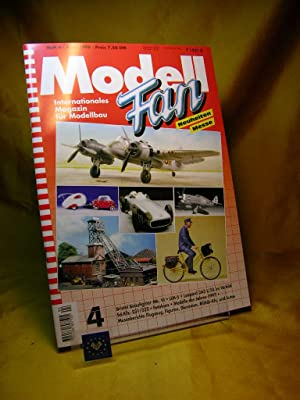 Modell Fan. Heft 4 , April 1998.