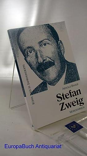 Stefan Zweig : Köpfe des 20. Jahrhunderts, Band 21,: Bauer, Arnold: