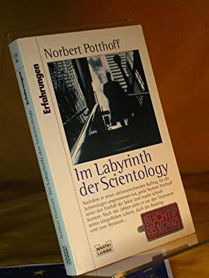 Im Labyrinth der Scientology.: Potthoff, Norbert: