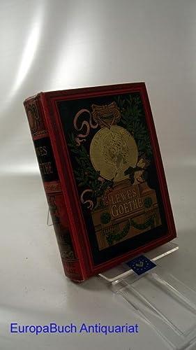 Goethes Leben und Werke. Autorisierte Übersetzung von: Lewes, G.H. :
