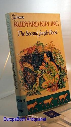 The Second Jungle Book : Cover illustration: Kipling, Rudyard: