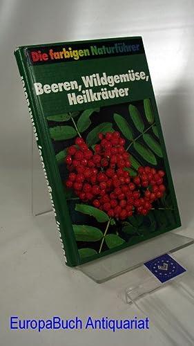 Beeren, Wildgemüse, Heilkräuter : Die farbigen Naturführer: Grau Jung und