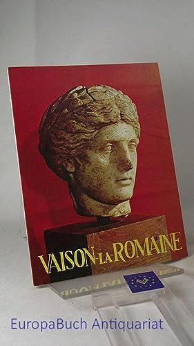 Vaison la romaine de dumoulin abebooks - Office de tourisme de vaison la romaine ...
