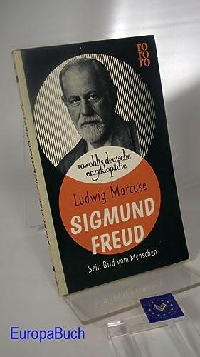 Sigmund Freud : Sein Bild vom Menschen: Marcuse, Ludwig: