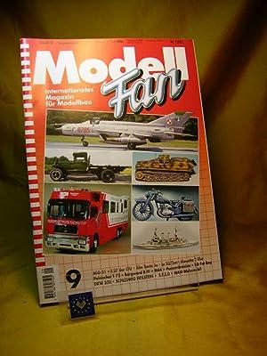 Modell Fan. Heft 9 , September 1999.
