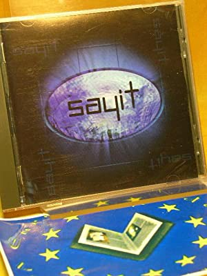 Sayit. Promo-CD! 1.A second start 2.House of
