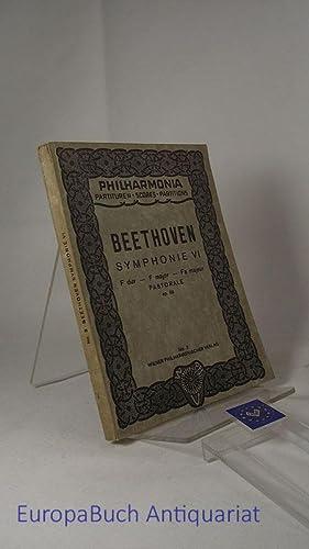 Sinfonie VI. Wiener Philharmonischer Verlag No. 68: Beethoven, Ludwig van: