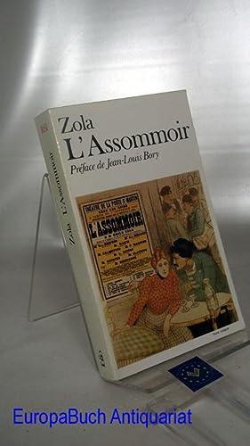 L'Assommoir (Folio): Zola, Emile: