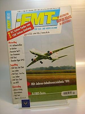 FMT. Die Fachzeitschrift für Flug- und Modelltechnik.