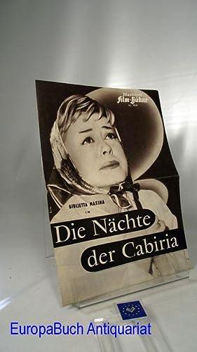 Illustrierte-Film-Bühne Nr. 3939 -Die Nächte der Cabiria-