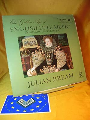 The Golden Age of English Lute Music.: Bream, Julian: