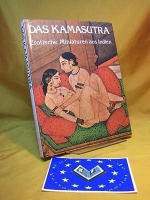 Das Kamasutra : Erotische Miniaturen aus Indien.: Smedt, Marc De: