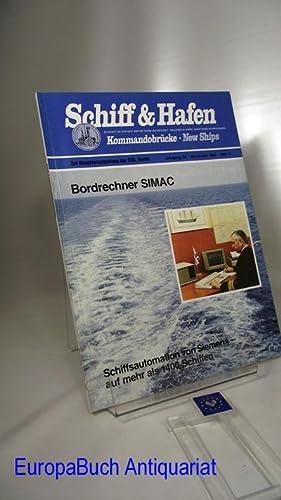 Schiff & Hafen 36. Jahrgang 1984; Heft: Witthöft, Hans Jürgen
