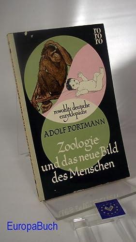 Zoologie und das neue Bild des Menschen: Portmann, Adolf: