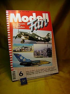 Modell Fan. Heft 6 , Juni 1998.