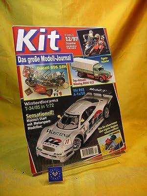 Kit. Das große Modell-Journal. Heft 12, Dezember