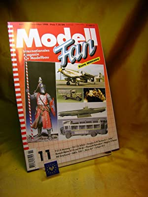 Modell Fan. Heft 11 , November 1998.