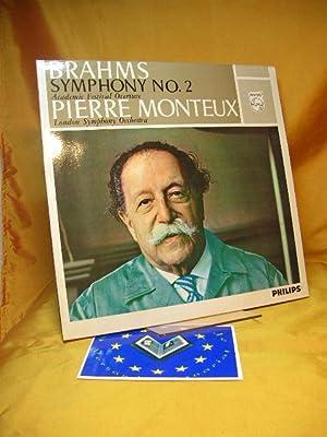 Brahms - Symphony Nr. 2 in D-dur,