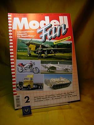 Modell Fan. Heft 2 , Februar 1999.