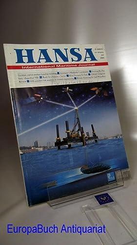 Hansa 138.Jahrgang Juli 2001- Nr. 7 International: Wilde, Claus: