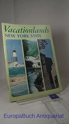 Vacationlands New York State 1970: Horan, Joseph J.